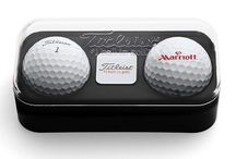 Printed Golf Gift Boxes / Logo printed golf  boxes for your golf day to promote your company