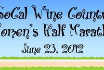 SoCal Wine Country Women's Half Marathon 2012 / Temecula Vail Lake Fourth Half Marathon aka My First TRAIL RUN June 23, 2012 Over All: 118 Time: 2:43:34 Pace: 12:30