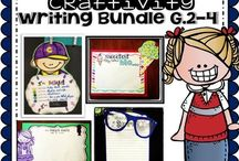 Back to school / Perfect ideas for back to school resources, activities, and lessons. Get prepared for B2S with freebies and lessons in math, reading, writing, science, social studies, and STEM.
