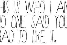 Just How I Feel!!!!