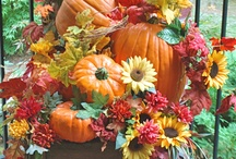 Fall/Autumn / Fall Decor,Pictures of Fall Outdoors, Pumpkins, Recipes, and Quilts. If it's not here check my boards for Thanksgiving and Pumpkins Please / by Kendra Ellzey Williamson