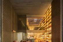 Architecture de restaurants