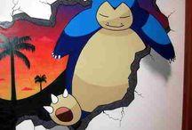 pokemon wall