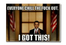 Hail to the Chief / Good stuff about Obama from a Blue State progressive. / by Todd Defren