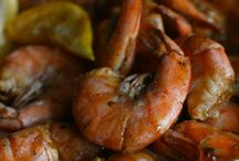 Seafood / by Kim Spera