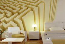 Interior,3D Wallpaper