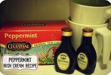 Warm Beverages {Recipes}