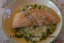 Fish Friday Foodies / Where we share our favorite fish and seafood dishes.