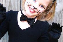 Katt maskerad