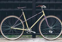 la bumbáta / Coaster Brake Single Speed Bicycle