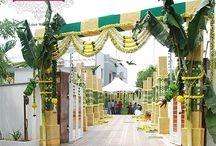 South Wedding Decorations