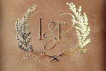 Monogram Inspiration: Foil-Pressed