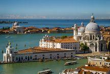 Punta della Dogana / Punta della Dogana is an art museum in Venice's old customs building, the Dogana da Mar. It also refers to the triangular area of Venice where the Grand Canal meets the Giudecca Canal, and its collection of buildings: Santa Maria della Salute, Patriarchal Seminary of Venice, and Dogana da Mar at the triangle's tip.