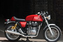 Cafe racer / Its all about cafe racing and bringing back the retro in a new age style