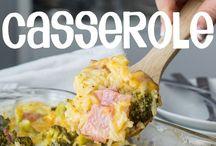 ham recipes leftover / Casseroles