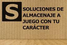 Soluciones de almacenaje a juego con tu carácter / Armarios, cómodas o baldas todos tienen algo para ti. / by IKEA España