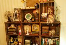 Flea market finds / by Stacie Thomas Huckfelt