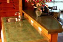 Kitchen ideas for my dream kitchen  / by Tammy Sparkman-LaGrange