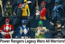 Power Rangers Legacy Wars Tips, Tricks & Guides / You will find tips, tricks, tutorials and guides for the new Power Rangers Legacy Wars game.