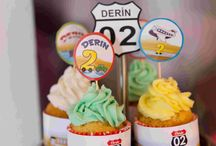 Derin's second birthday party