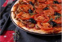 Recette cuisine / Pizza
