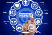 Industry.4.0 / The future is knocking at the door and is going to radically change the way we live.