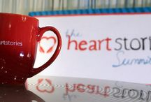 HeartStories / HeartStories inspires, encourages and provokes you to replace the noise in your mind and focus on real relationships.  www.heartstories.com