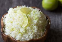 Rice Recipes / Recipes with rice