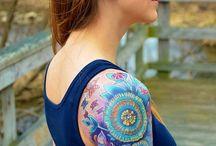 Sevdiğim dövmeler / tattoos