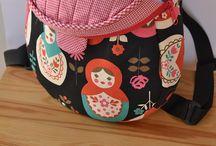 back pack quilt