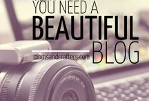 Blogging / This is a collection of excellent resources for Blogging essentials to increase blog traffic, using Canva to make rich pins, Pinterest strategies, blog planning and all things vital to having a great blog!