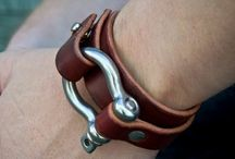 Leather Braclets