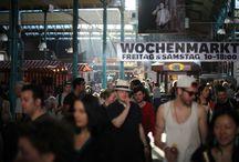 Markthallen / Historische und noch - oder wieder - lebendige Markthallen in Deutschland