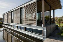 Houseboats - Woonboten