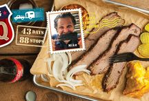 Chasing BBQ - Texas BBQ / Savory Spice Texas stops during our Chasing BBQ road trip!