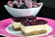 dorty - zdravé pečení / dorty - pečené/nepečené, cheesecake... healthly and fit healthlylifestyle!!!