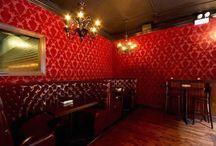 Pubs - Interior / Decor and style of British/Scottish/Irish pubs