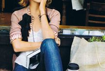 Style Inspiration / Style + Hair + Makeup