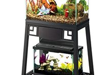 Fishtank stand ideas