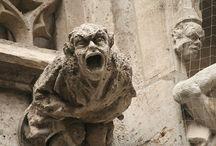 Gargoylez & grotesquez
