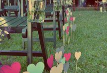 decoração de cadeiras