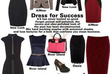 Dress for Success / How to dress professional.