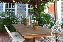 outdoor spaces / by Amanda Ruhl