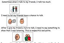 sosiaaliset tarinat