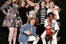 Stranger Things Cast / The life of the cast of Stranger Things behind cameras.  ... Millie Bobby Brown Finn Wolfhard Gaten Matarazzo Noah Schnapp Sadie Sink Natalia Dyer