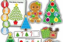 Christmas Activities for Special Ed