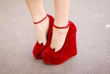 Shuz for Jess / Wedding shoes for Jessie's big day!