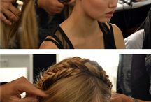 Updo / by Haley Stonehouse