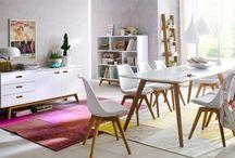 JENA Obývací pokoje / Bydlete přesně podle vašich představ. Vybavte si nejfrekventovanější pokoj tak, aby vám v něm bylo dobře a mohli jste si nerušeně užívat pohody s rodinou.