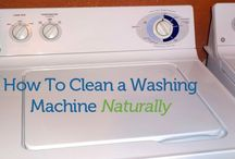 How to clean top loading wash machine